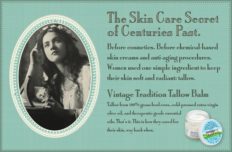 The Skin Care Secret of Centuries Past